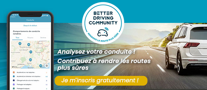 Rejoignez une communauté de plus de 10 000 conducteurs actifs